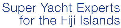 Super Yacht Experts for the Fiji Islands -